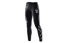 2XU Women's Elite Compression Tight black/steel